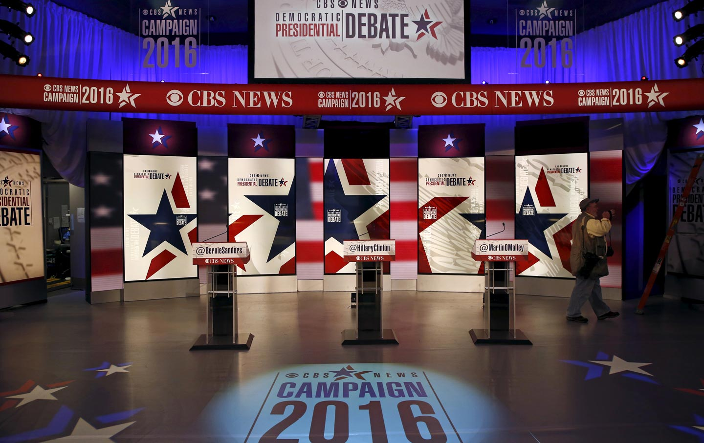 Des Moines Democratic debate