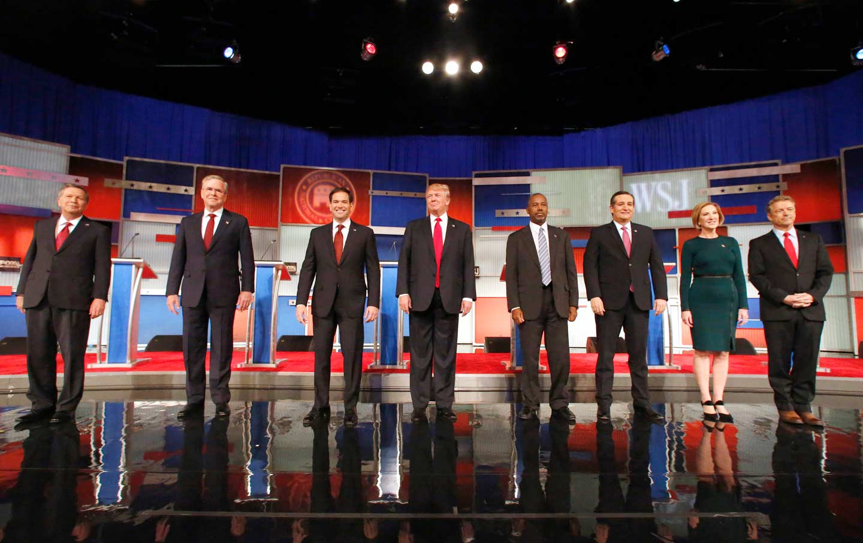 GOP debate November 10