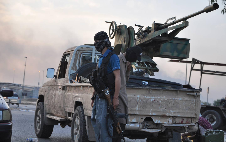 ISIS guard