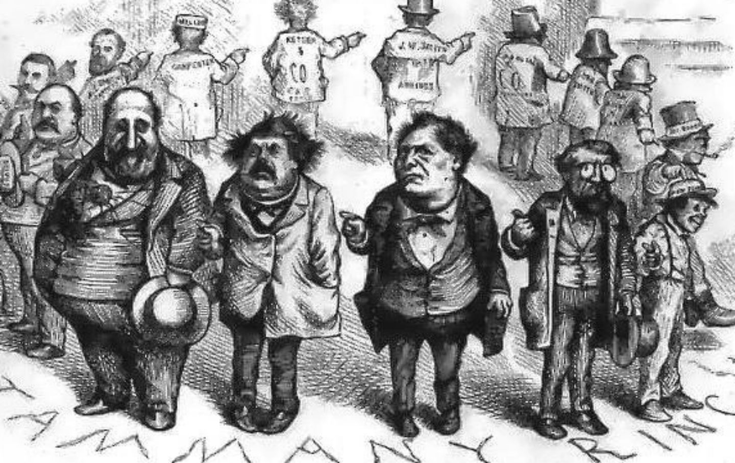 November 23 1876 Boss Tweed Of Tammany Hall Is Taken Into