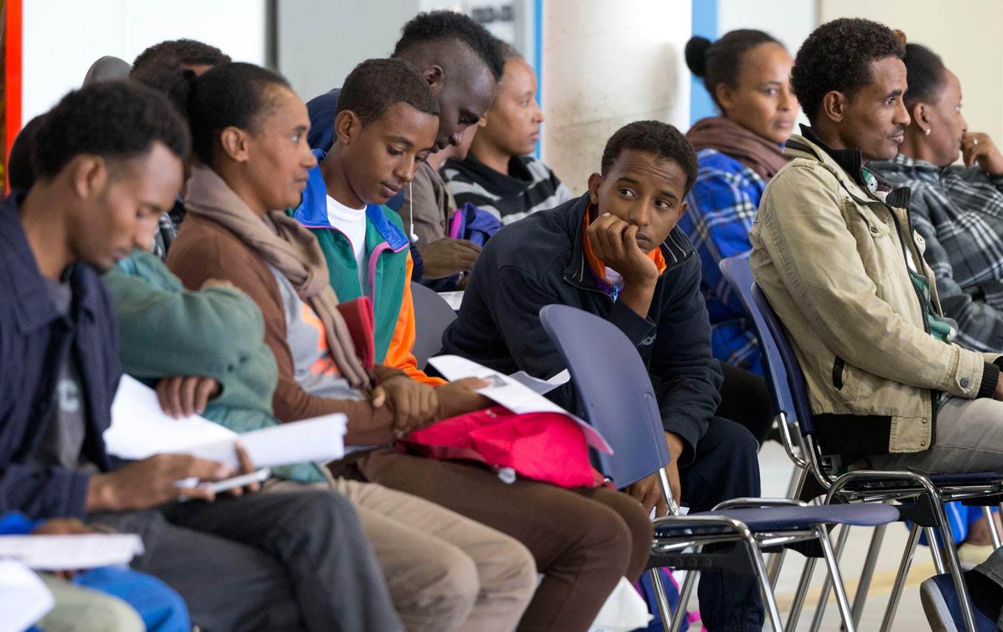 Europe Is Trying To Rid Itself Of The Eritrean Refugee