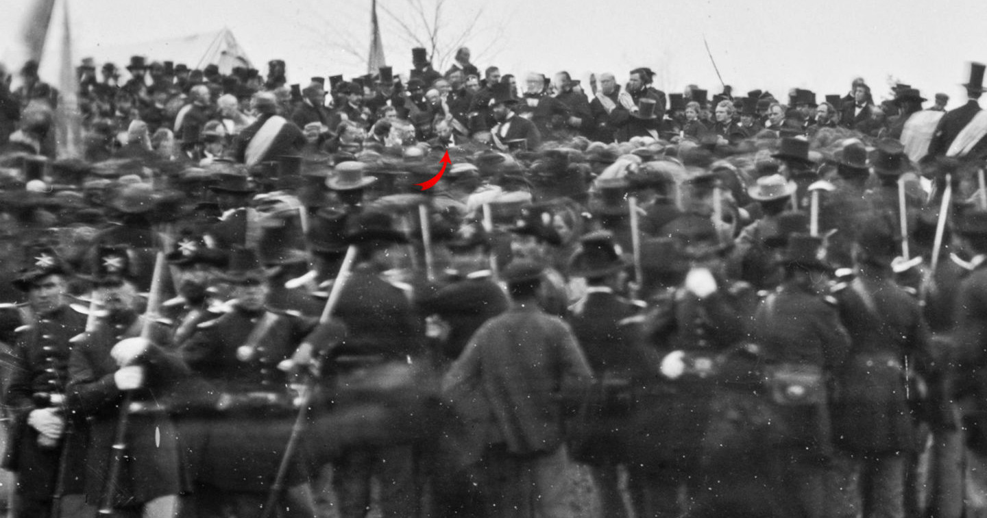 how does lincoln use antithesis in the gettysburg address Lincoln: the gettysburg address    the gettysburg address is widely considered to be the greatest speech in lincoln does not use the word i.