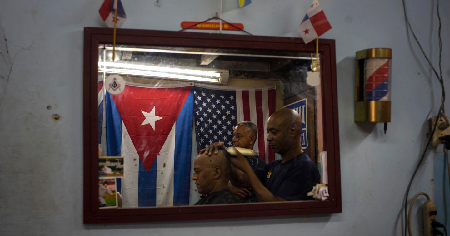 Barber Embassy : Why US-Cuba Normalization Is Accelerating The Nation