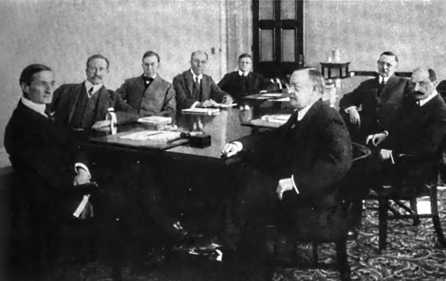December 23 1913 The Federal Reserve Is Created The Nation
