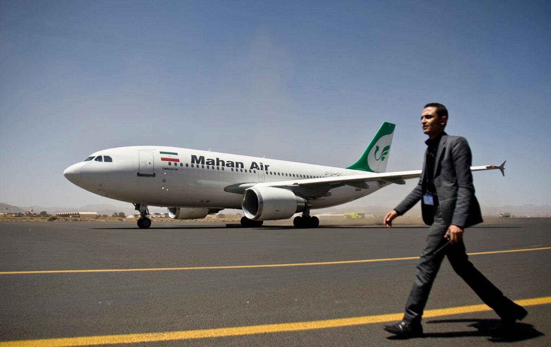 Iran's Mahan Air