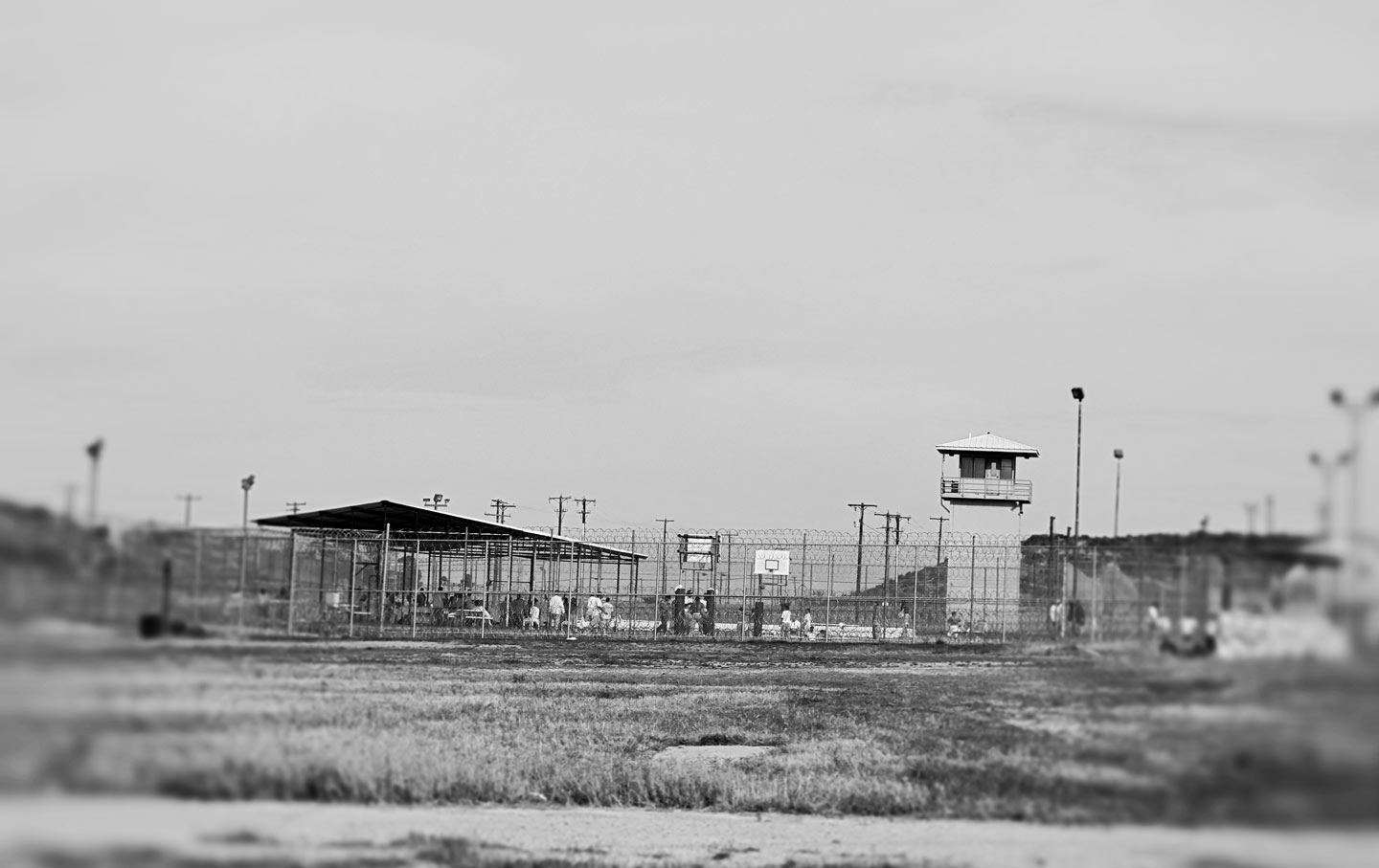 Federal Correctional Institution, Big Spring, a low-security United States federal prison for male inmates in Texas.