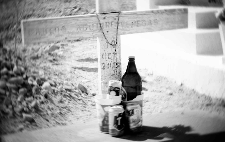 Grave of Carlos Aguirre-Venegas