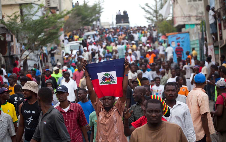 haiti_election_demonstrators_ap_img