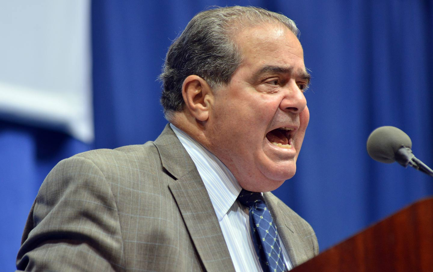 Antonin Scalia.