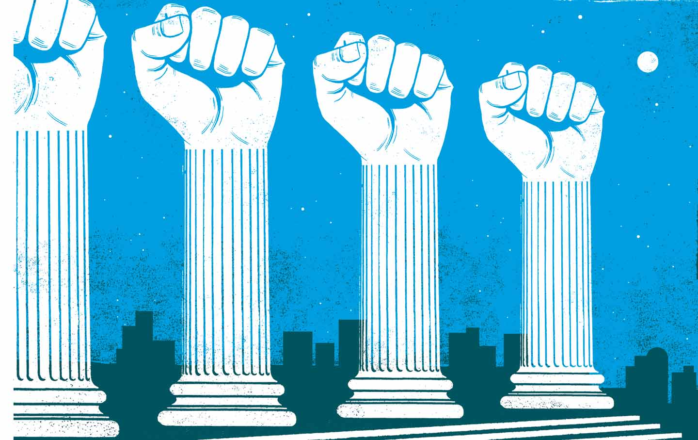 how to learn about democracy and justice