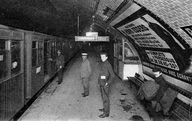 The Paris Metro