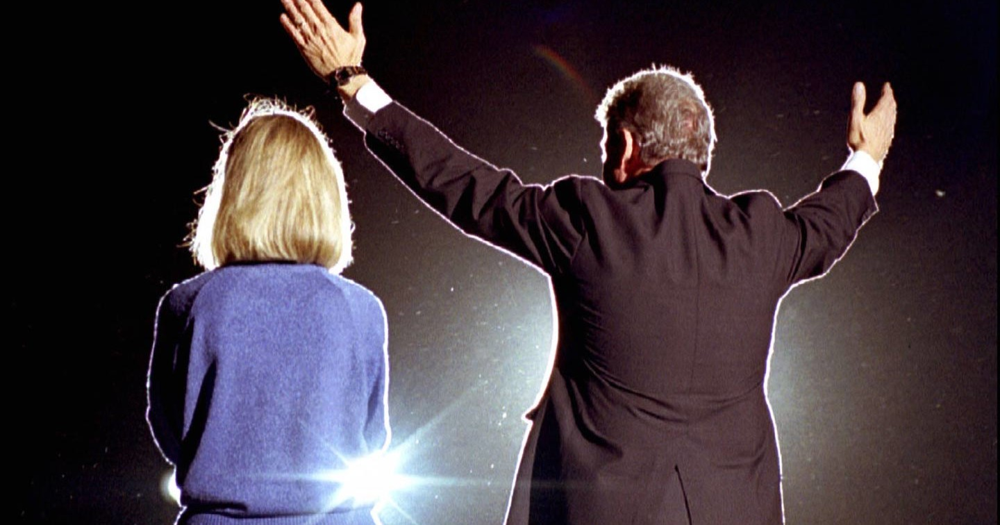 What To Do When The One You Love Doesn T Love You Back: Why Hillary Clinton Doesn't Deserve The Black Vote