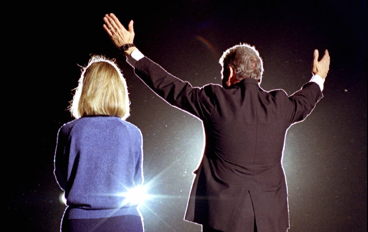 why hillary clinton doesn t deserve the black vote the nation hillary and bill clinton in 1992 reuters pictures