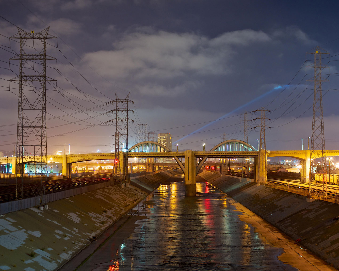 Will the los angeles river become a playground for the for Is la a city