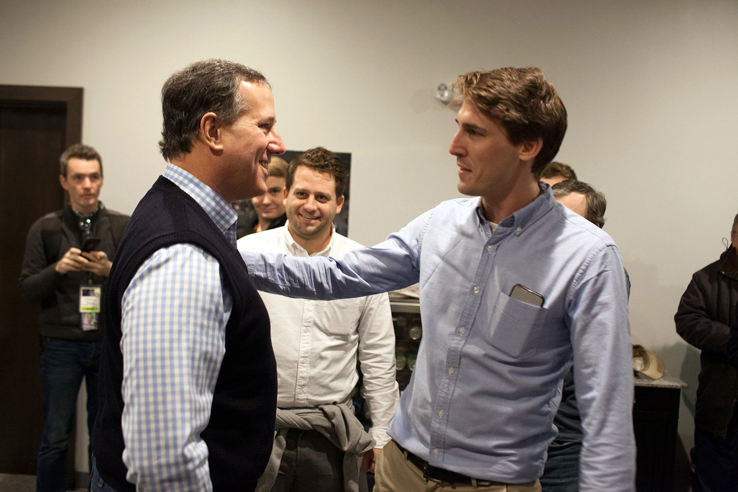 The Good Liars with Rick Santorum