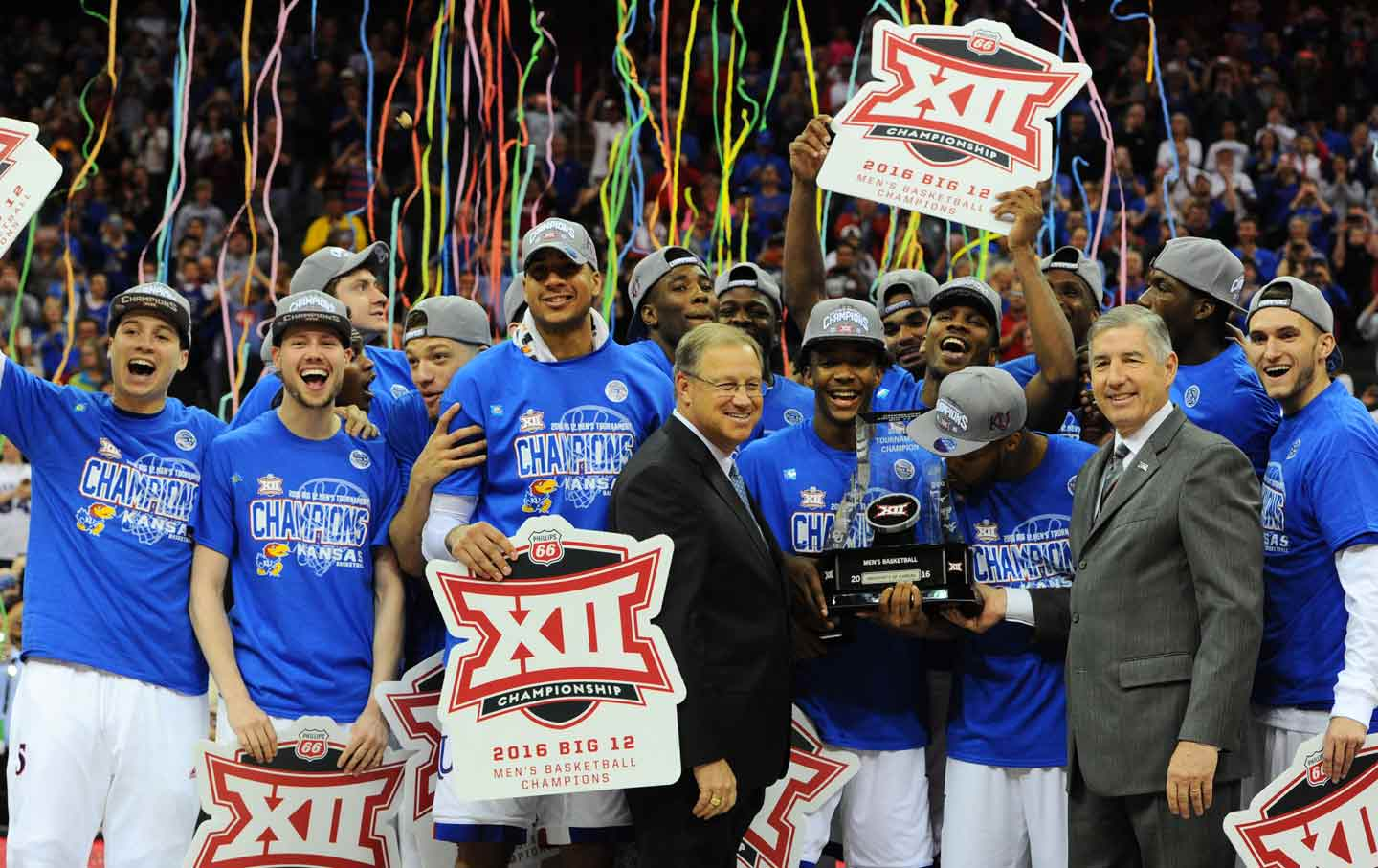 How the Kansas Jayhawks Can Help Stop the Madness | The Nation