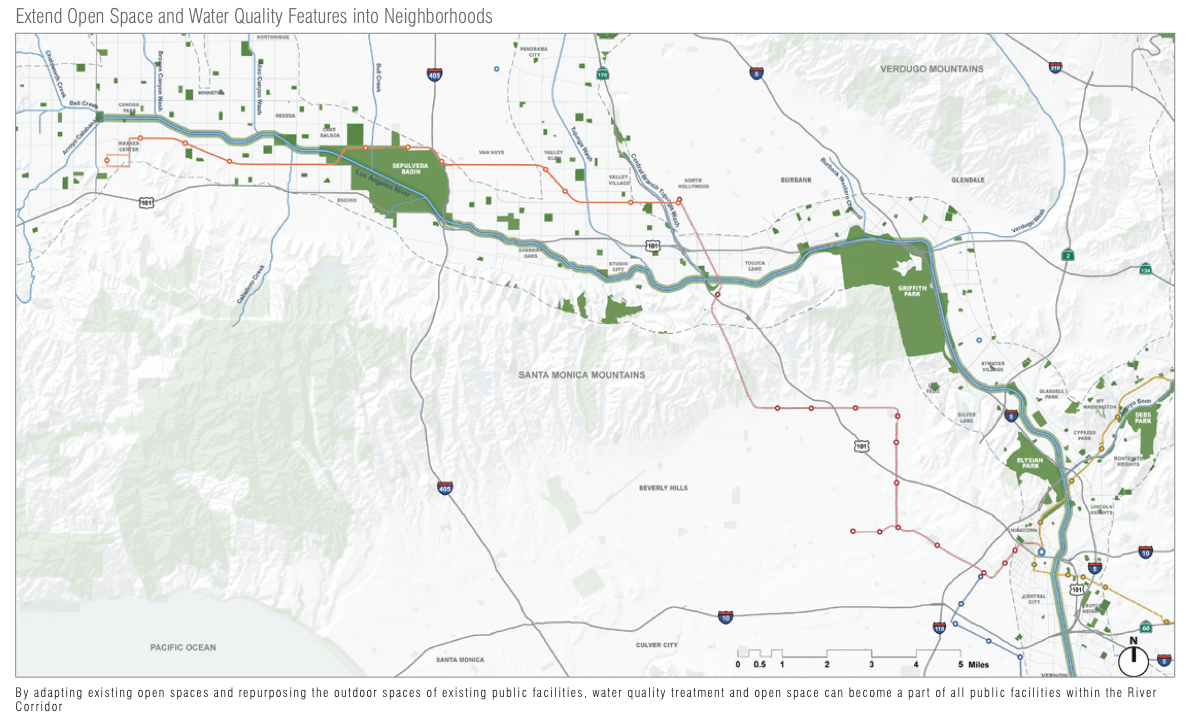 Los Angeles River Revitalization Plan