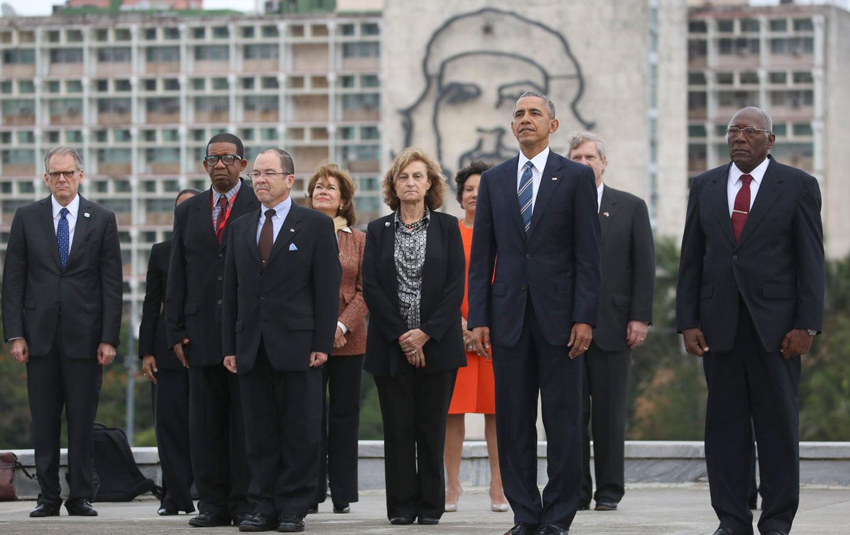 President Obama in Havana