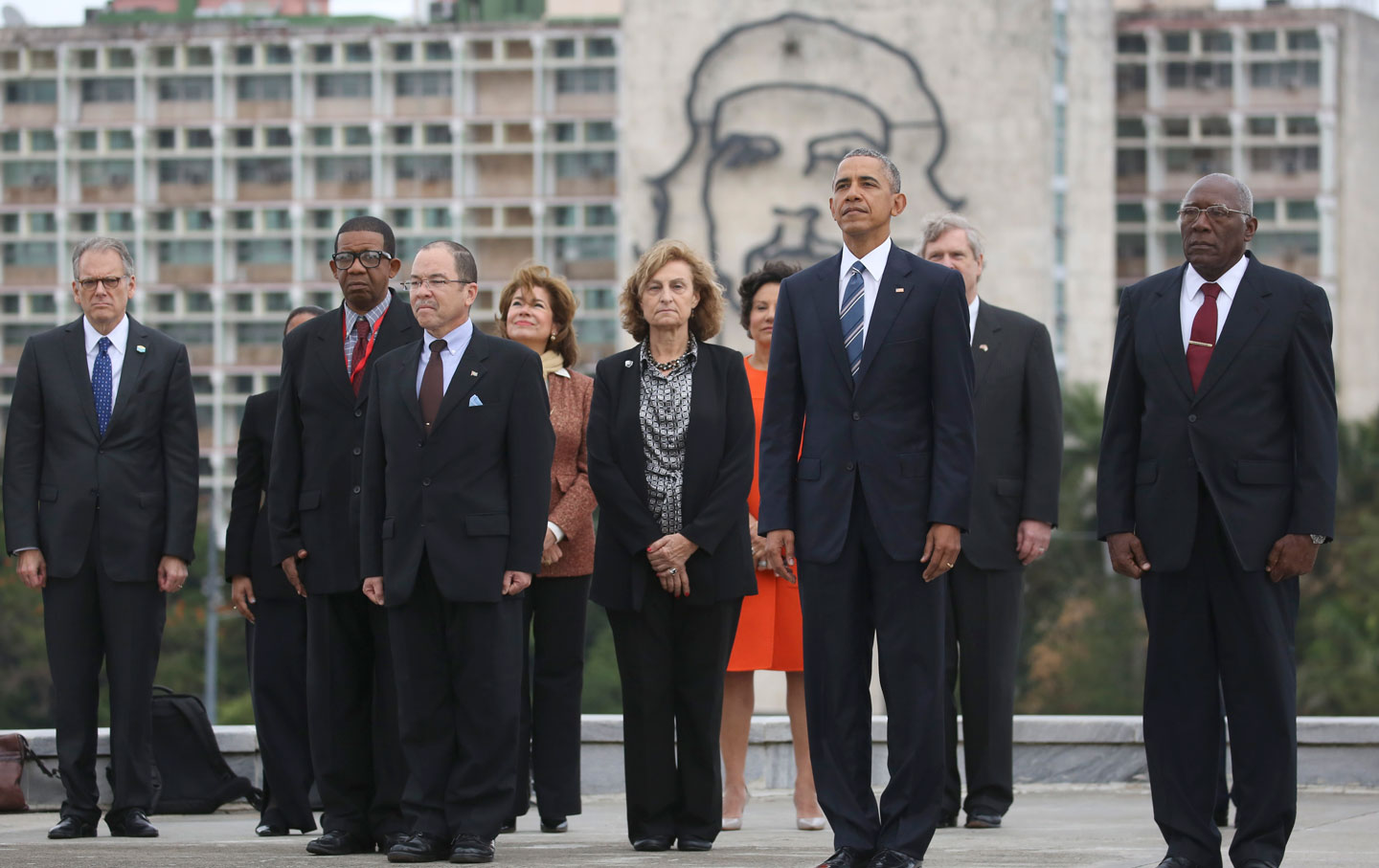 President Obama in Havana