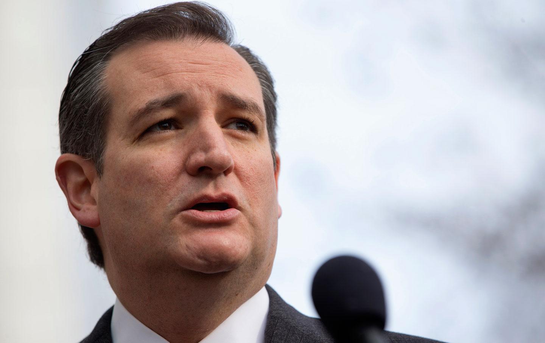 Ted Cruz speaks on Brussels
