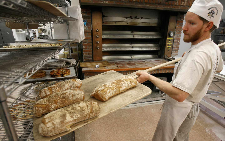Baker at co-op