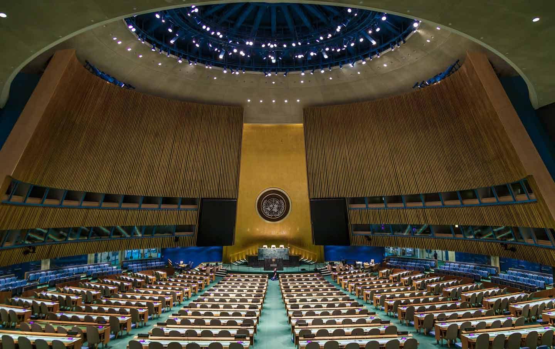 United Nations Secretariat in New York City