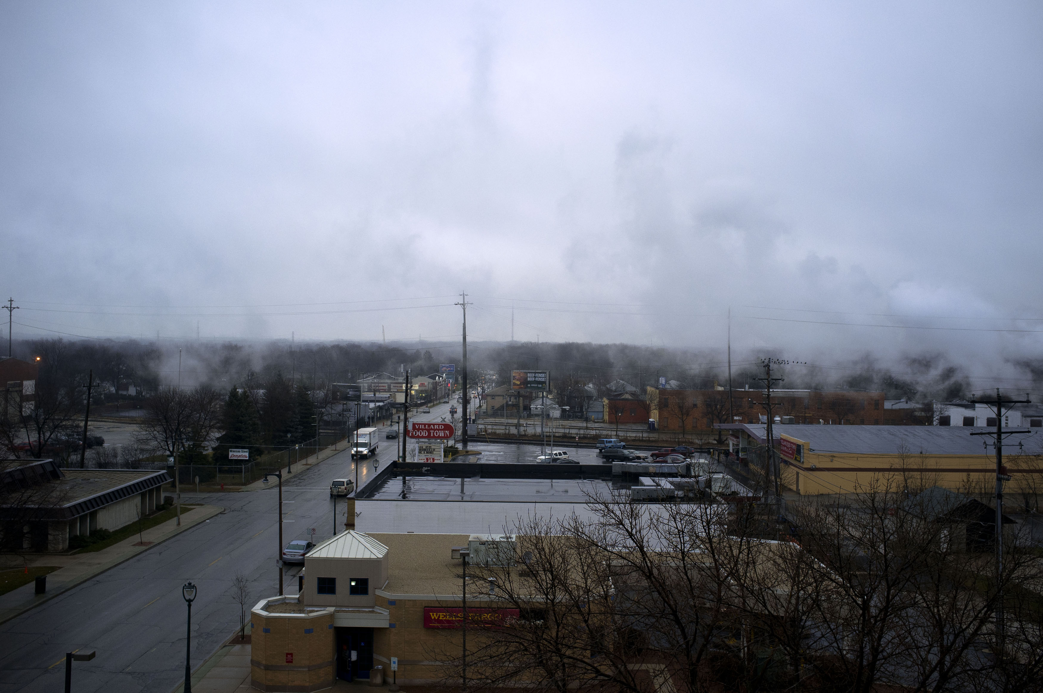 Milkwaukee Unemployment