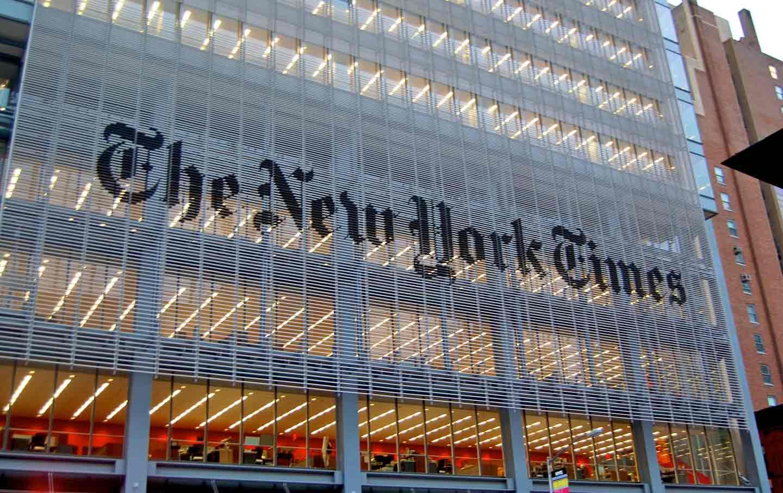 NYT Headquarters