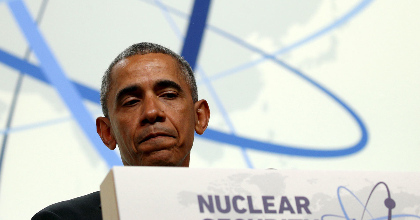 The threat of nuclear proliferation