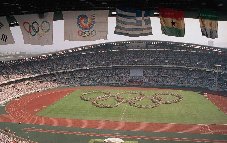 Seoul Opening Ceremonies