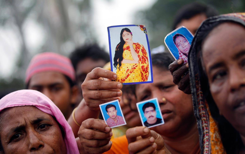 Rana Plaza protest