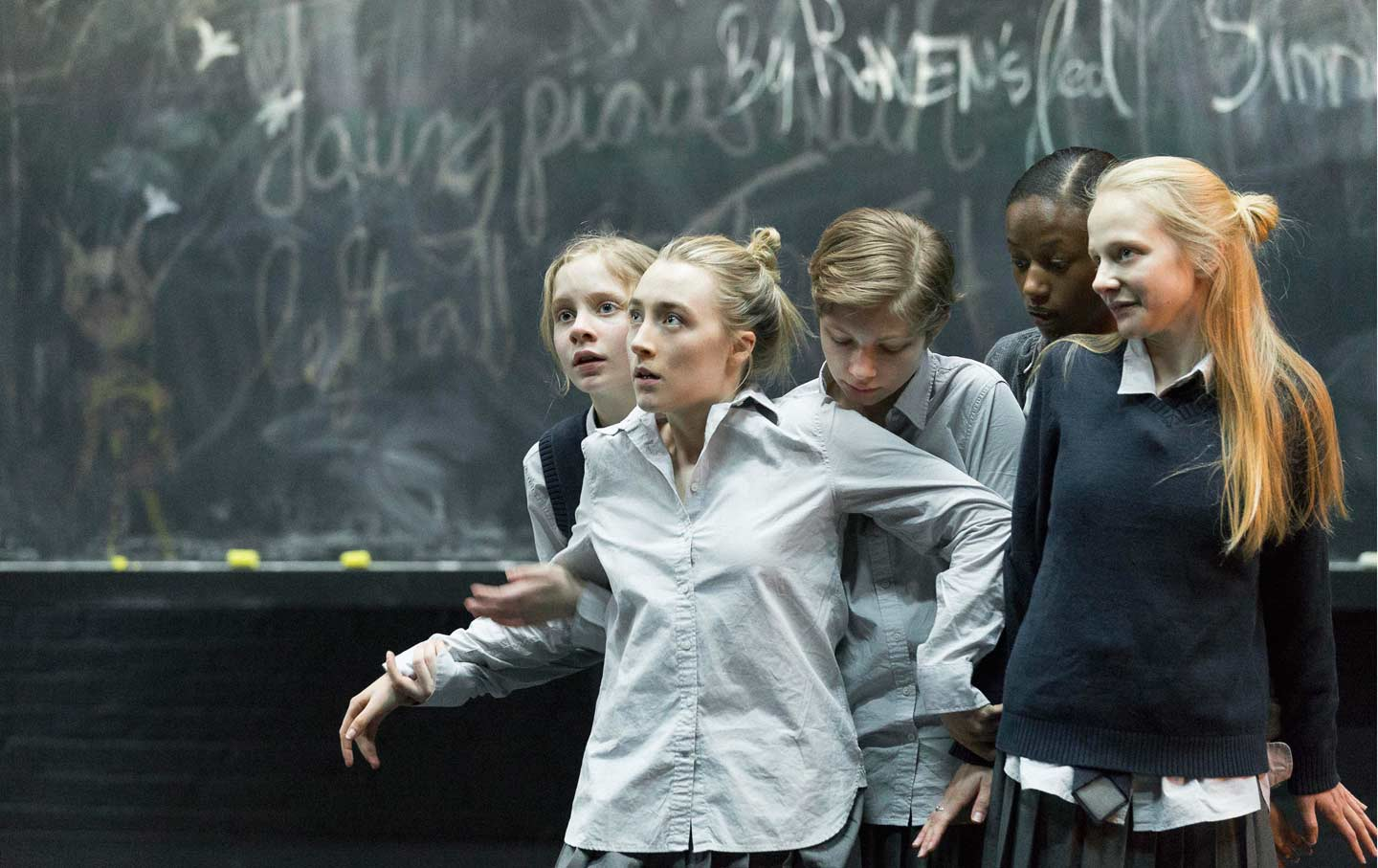 arthur miller s chameleon play the nation a scene from arthur miller s the crucible directed by ivo van hove jan versweyveld