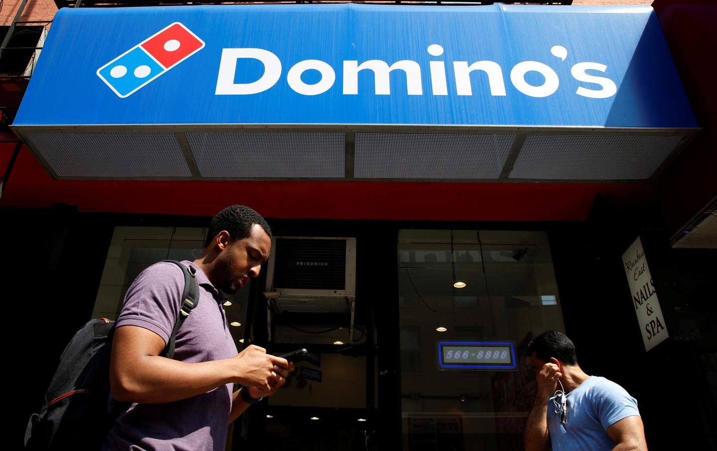 This Lawsuit Against Domino's Could Be Huge for Workers