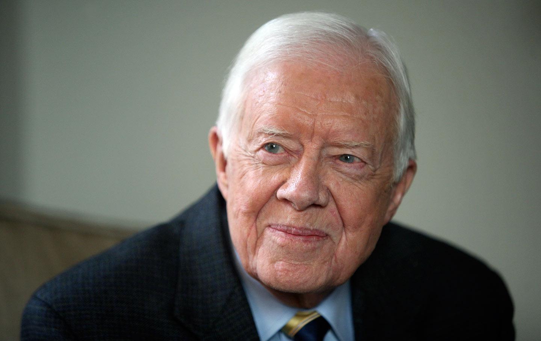 jimmy carter Jimmy carter tổng thống thứ 39 của hoa kỳ nhiệm kỳ 20 tháng 1 năm 1977 – 20 tháng 1 năm 1981: phó tổng thống: walter mondale.