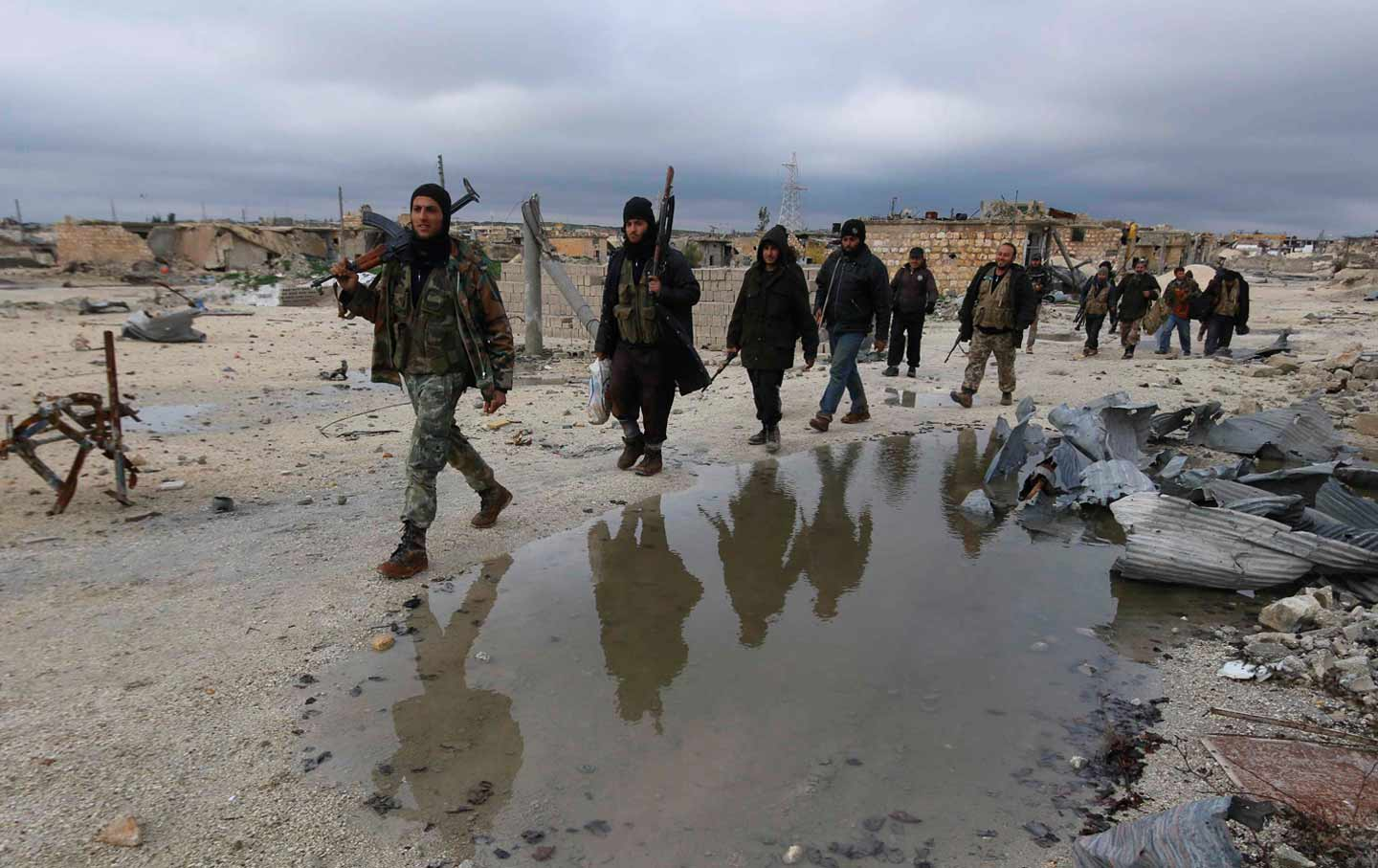Slouching Toward War With Russia in Syria?