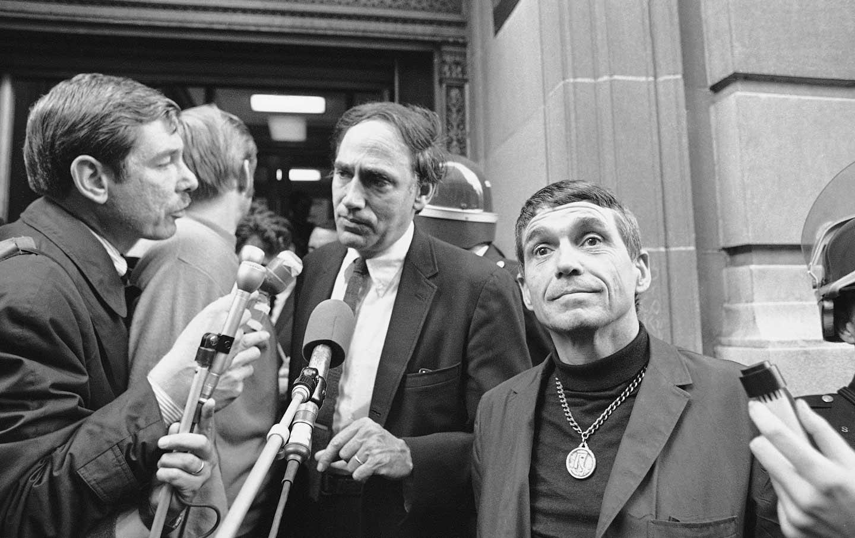 Daniel Berrigan, priest and peace activist, dies at 94