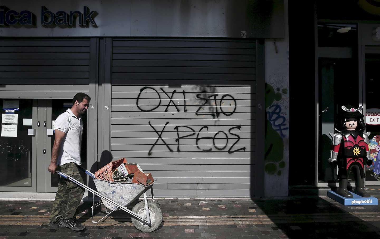 Greece Austerity
