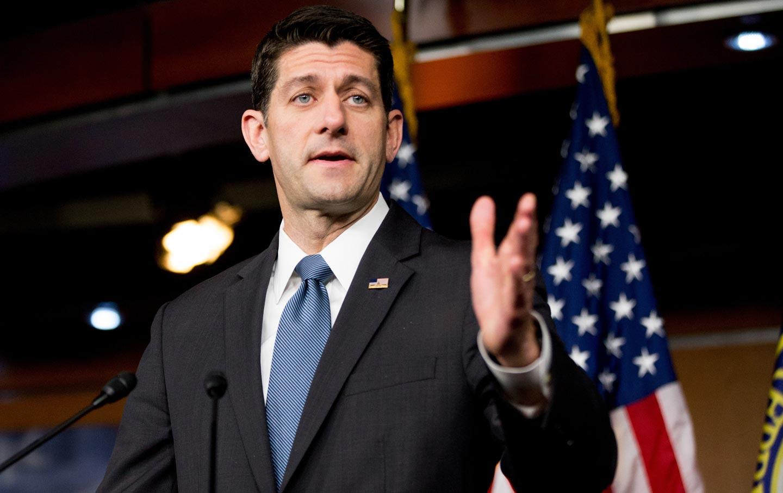 Paul Ryan Speaks About Puerto Rico