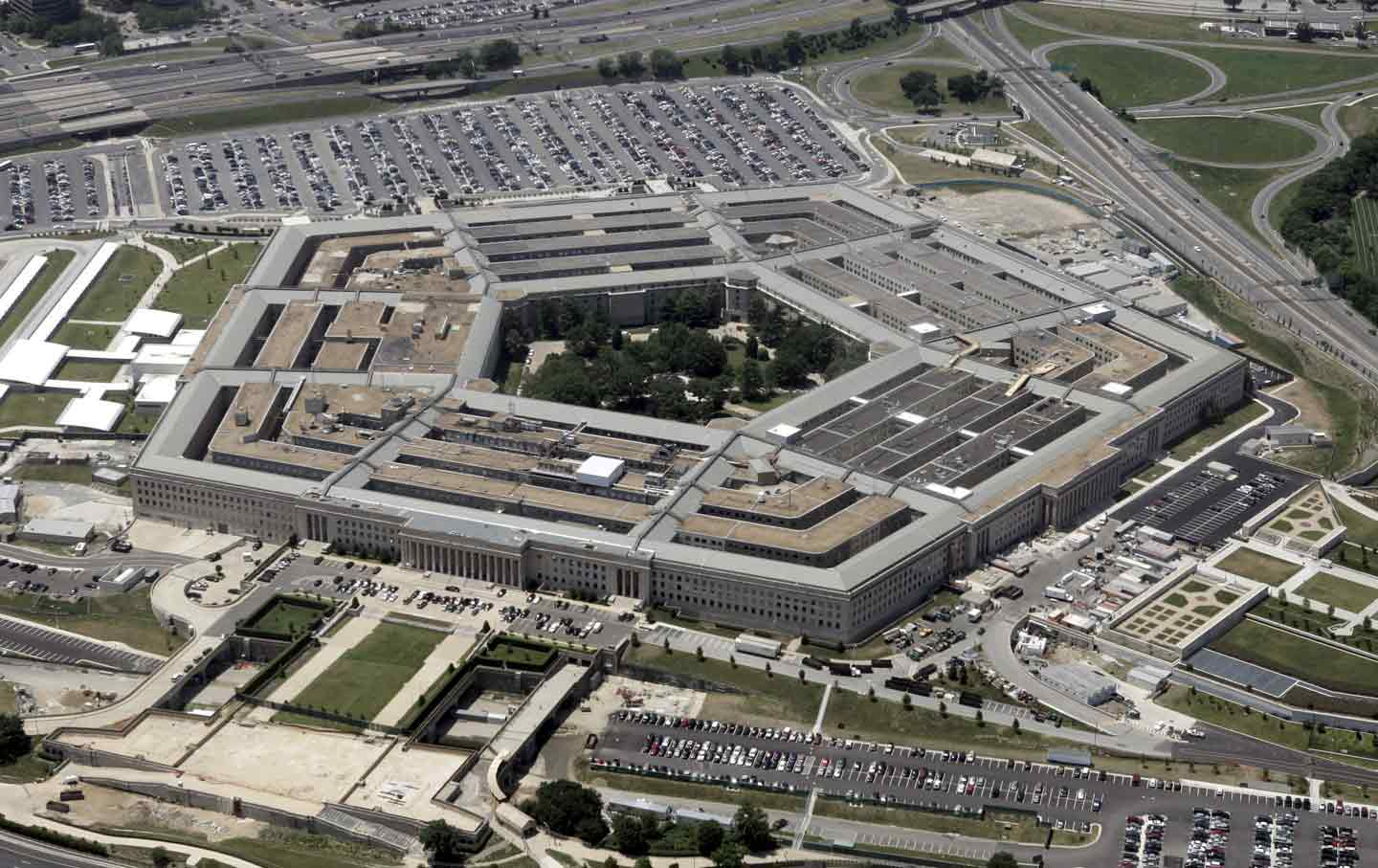 The Pentagon in Washington