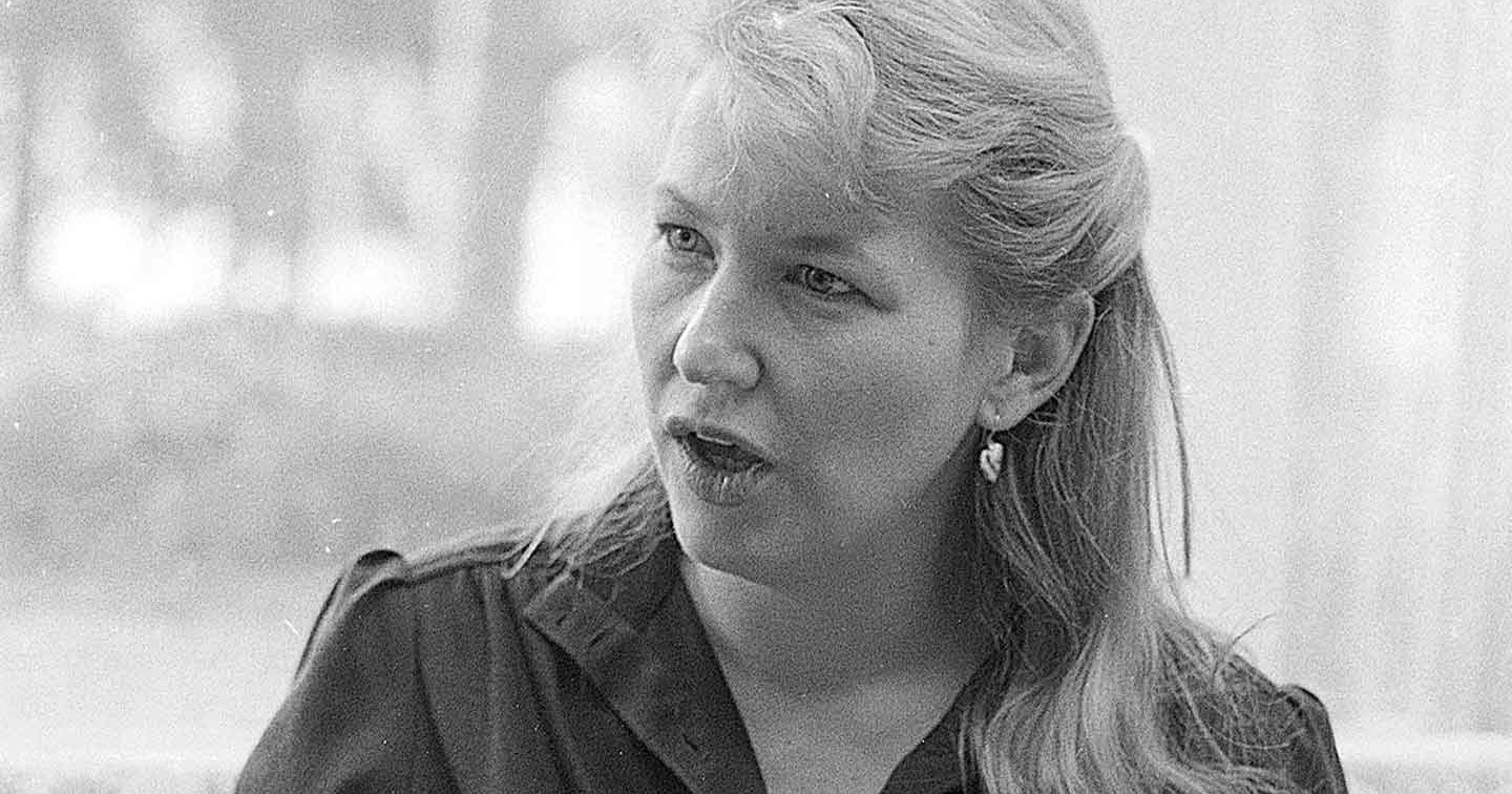 the annie dillard show the nation