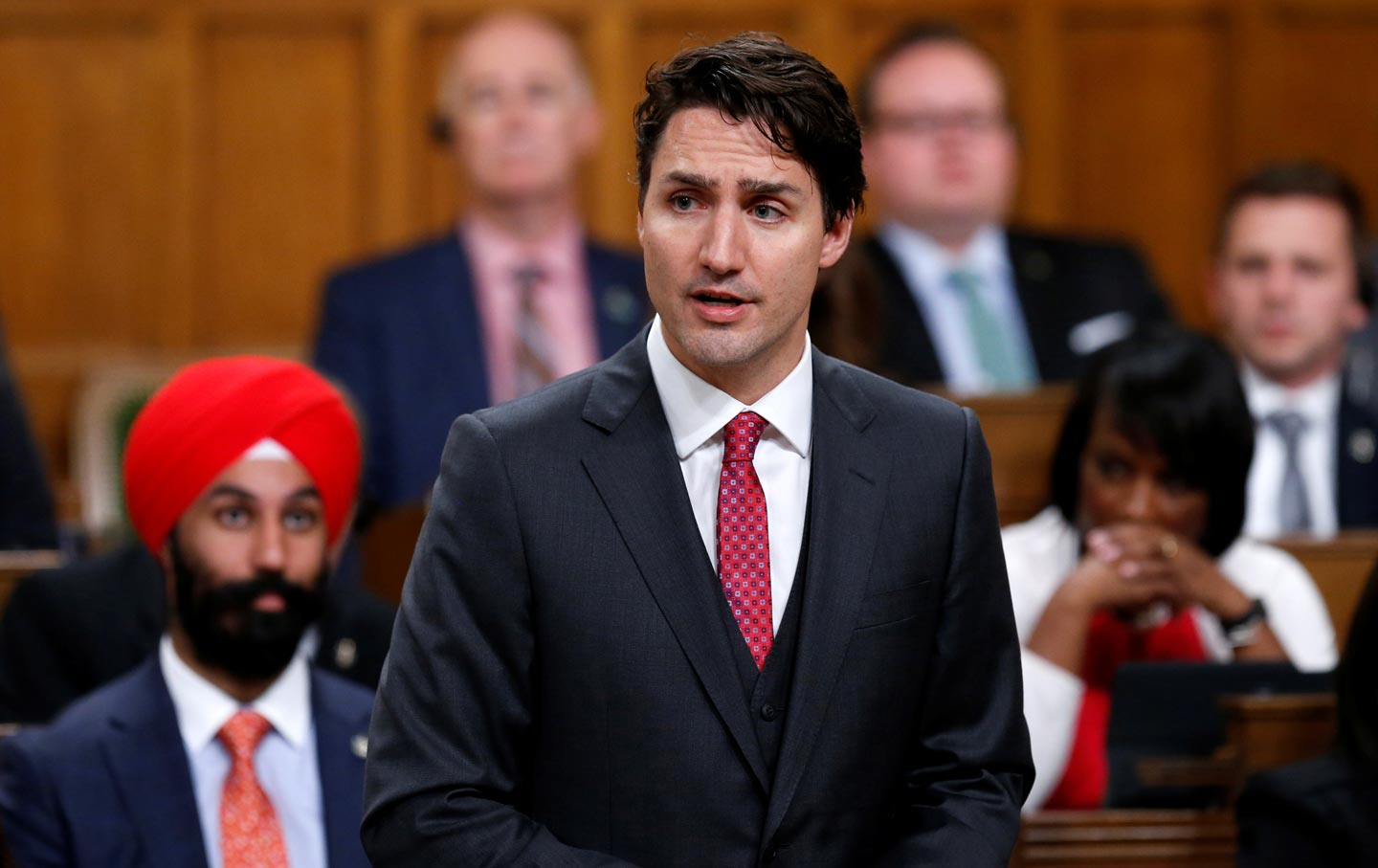 Trudeau Apology to Sikhs