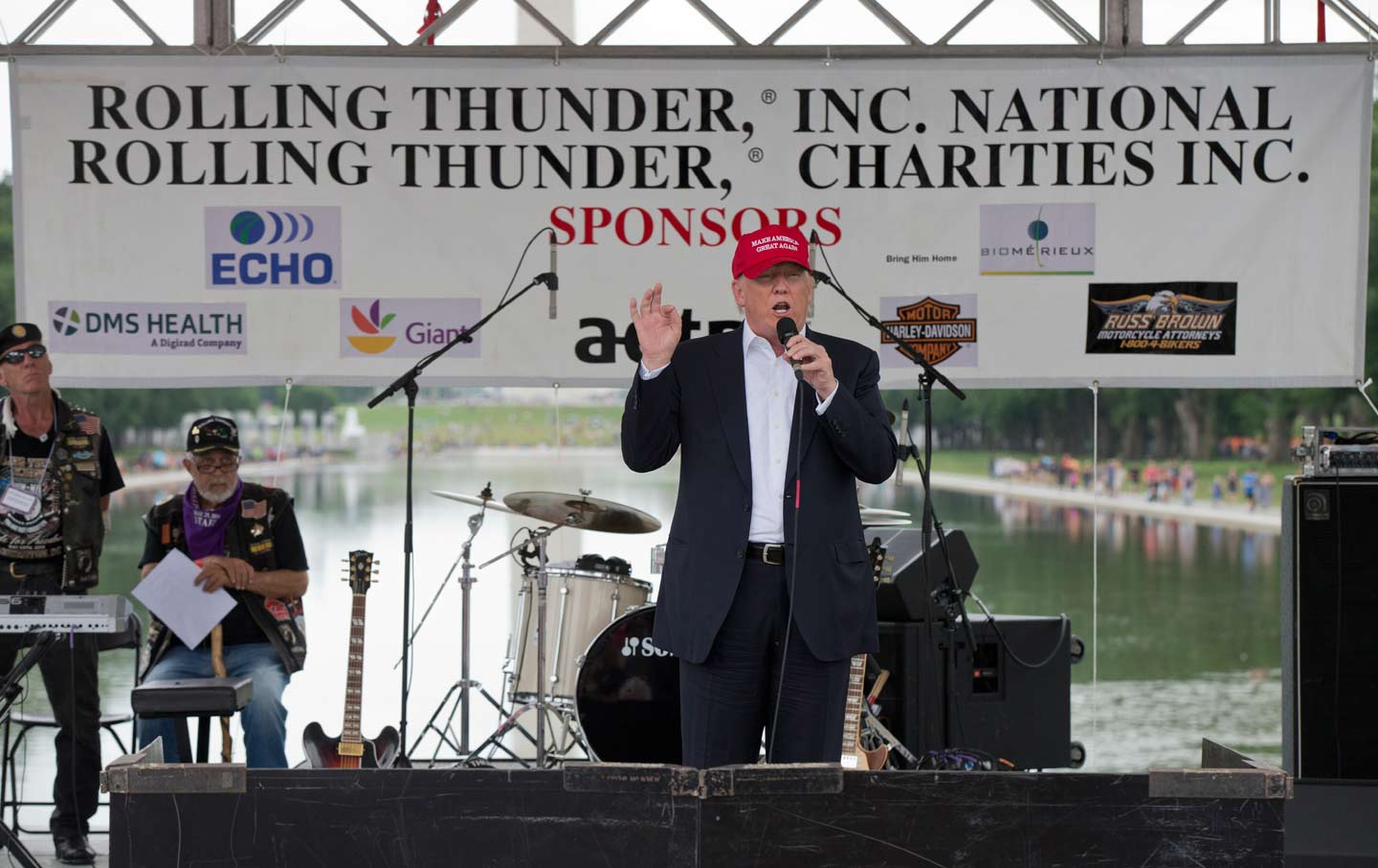 Trump Rolling Thunder Rally