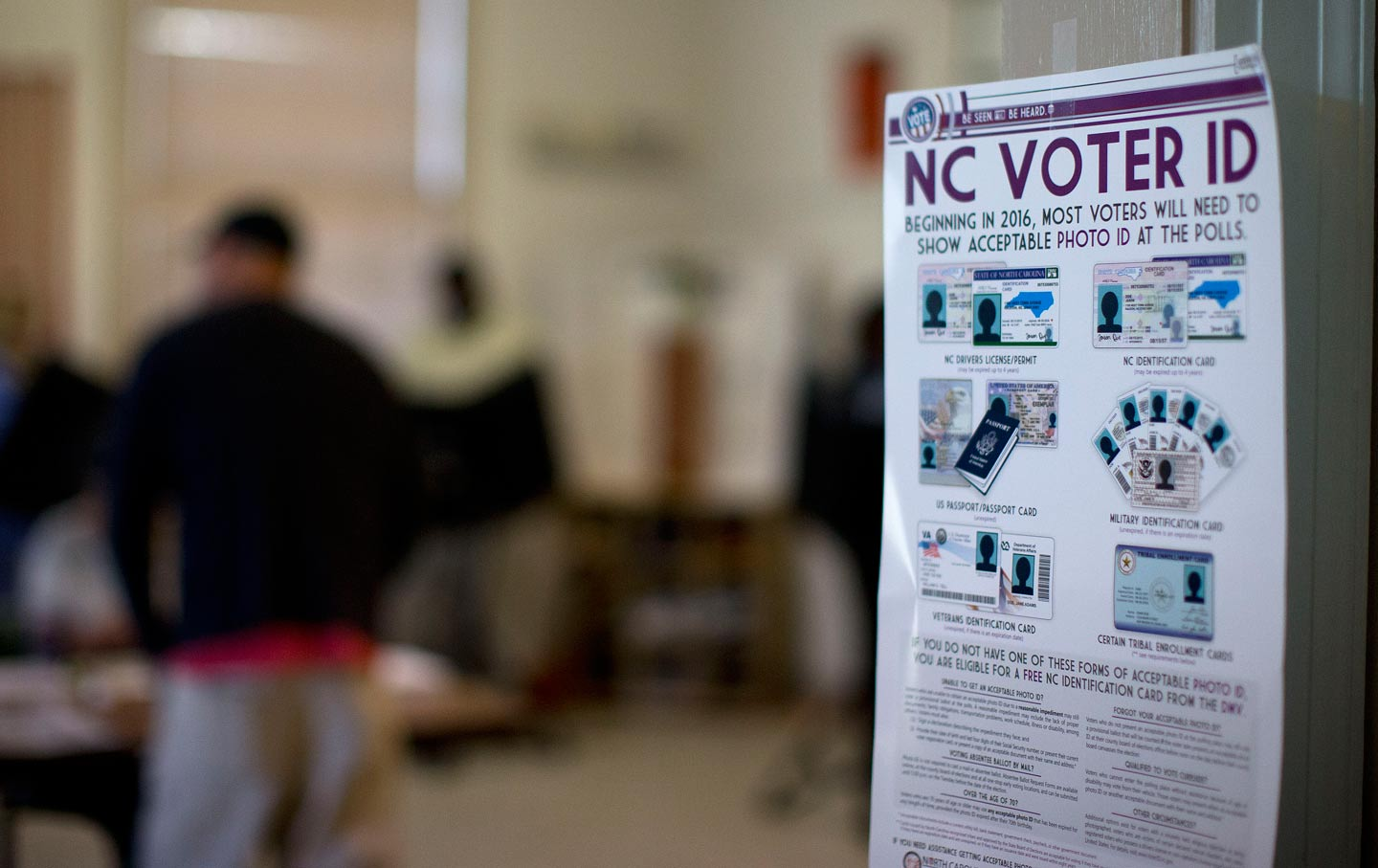 The Gutting of the Voting Rights Act Could Decide the 2016 Election
