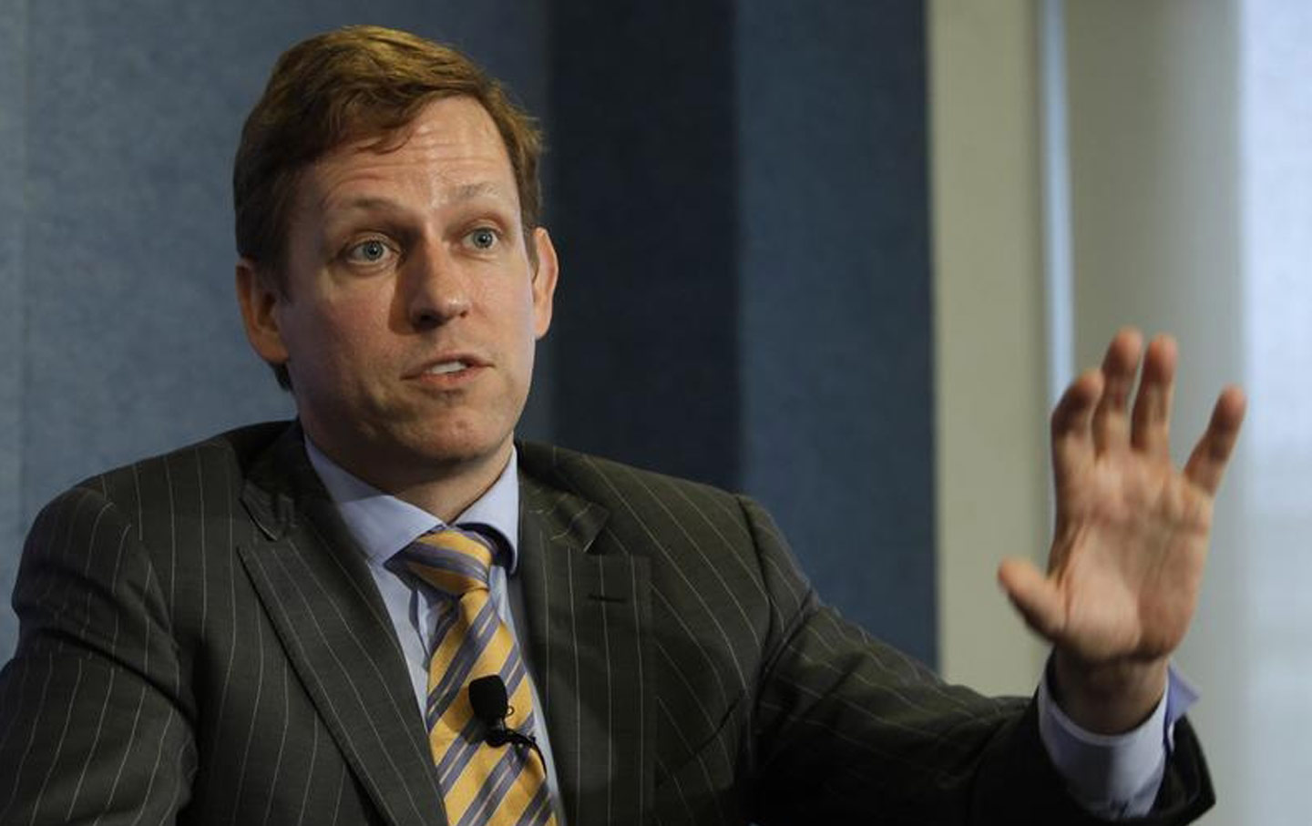 Peter Thiel Net Worth