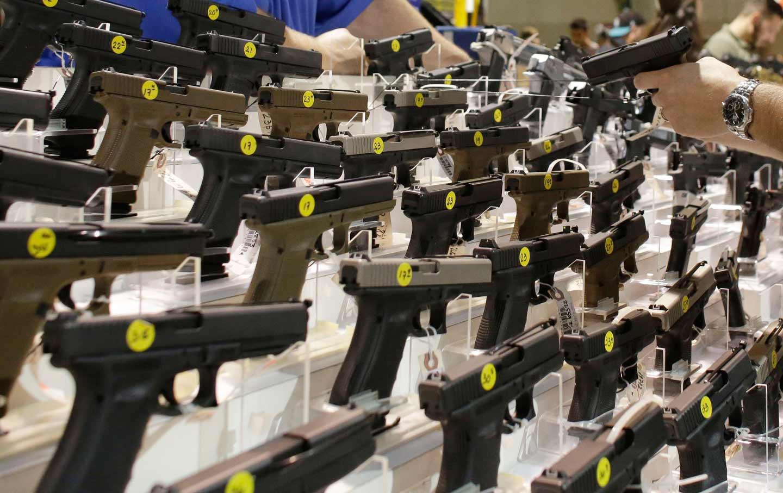 Gun Show in Florida