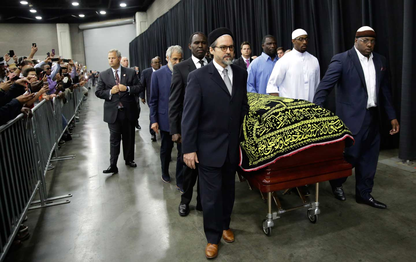 Muhammad Ali's Funeral Was His Last Act of Resistance ...