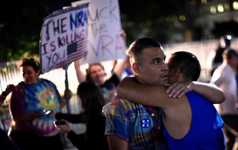 Orlando Shooting Gun Control