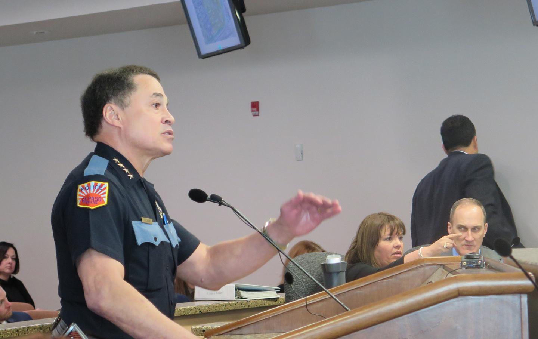 El Paso Police Chief