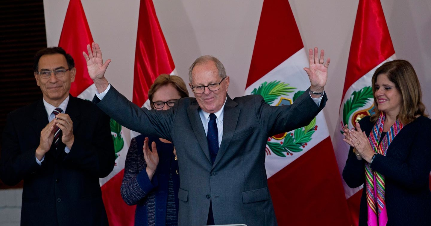 Peru's Elections May Signal What's Ahead for the United States in November