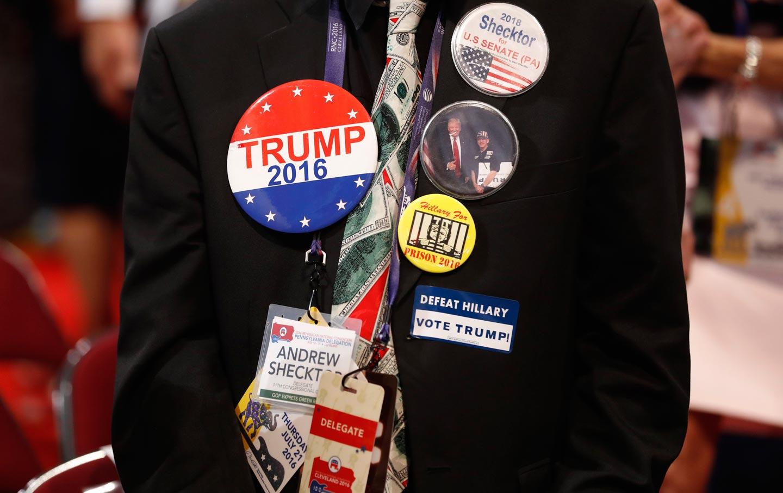 RNC Delegate for Trump